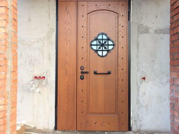 Фабрика OIKOS (пос. Дальнее) входные двери